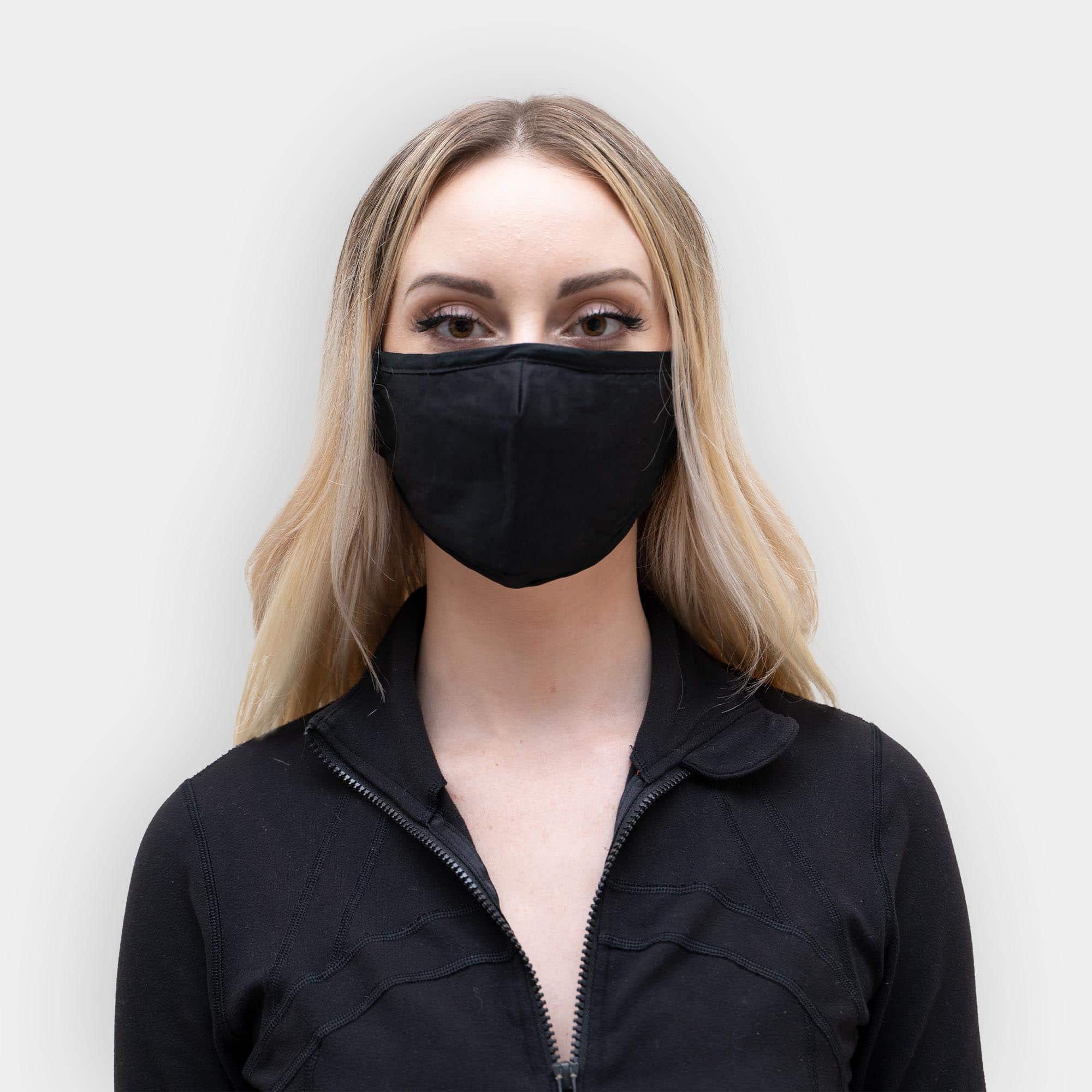 Cotton Face Masks No Valve